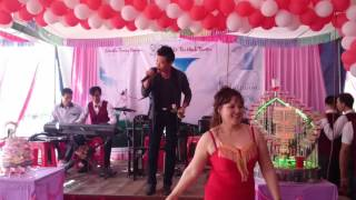 Organ minhthiệm DJ. Bài Hoang mang hát đám cưới