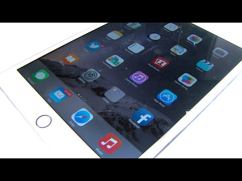 SR Reviews   iPad mini 3
