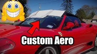 Most Complicated Ferrari 360 Issue (and most expensive)
