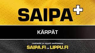 SaiPa+, kaikki lokakuun 2017 kotiottelut vain 14,95 €!