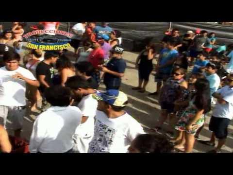LA UNICA TROPICAL - MIX TROPICAL # 2 EN  PLENA PLAYA PUERTO MALABRIGO - VALLE CHICAMA - PERU