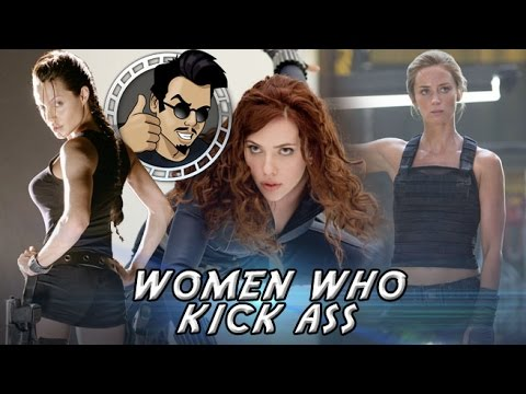 Women Who Kick Ass Supercut (HD) JoBlo.com Exclusive
