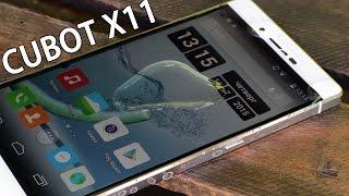 CUBOT X11 полный обзор от FERUMM.COM. Особенности стильного влагозащитного смартфона CUBOT X11