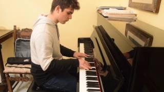 Ouça Alok Bruno Martini feat Zeeba - Hear Me Now piano cover by Giovanni Lombardo