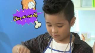 Cùng bé Nhật Minh (quán quân Đồ Rê Mí 2013) làm món Gà tẩm vừng chiên (BYLBN – Tập 5)