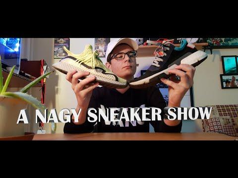 AZOK A SURRANÓK! | Sneakerek kibeszélése!