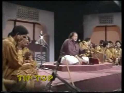 Part 1of 3 ► Nusrat Fateh Ali Khan ◄ Tum ik Gorakh Dhanda...