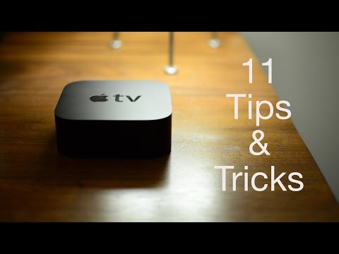11 Useful Tricks & Tips for the NEW 4th gen Apple TV (2015)