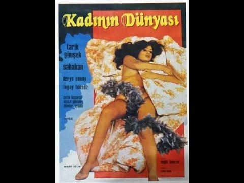 Kadının Dünyası Yeşilçam Türk filmi Orjinal Zerrin Egeliler