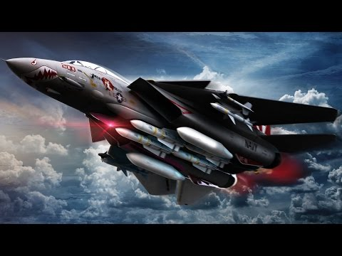 Modern Warplanes (Russian Trailer)