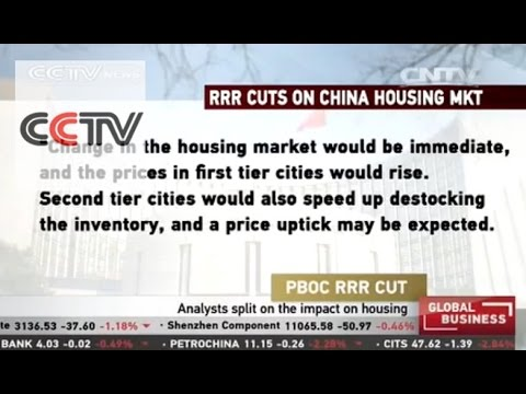 Analysts split on RRR's impact on Chinese housing