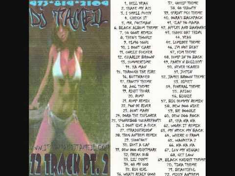72 Track Part 2- Dj TaMeiL