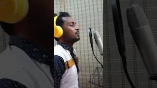 Bangla New Song | From the recording studio | Akterul Alam Tinu | Mom Music Center | 2017