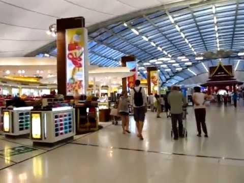 Bangkok International Suvarnabhumi Airport Info Walk Through Duty Free Shopping – Phil in Bangkok