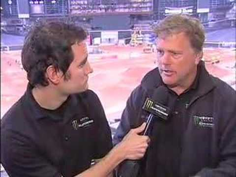 Supercross - Phoenix - Post Race with Weigandt and Holley