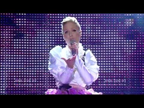 Melodifestivalen 2009 Velvet - The Queen