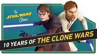 Star Wars: The Clone Wars Coming to SDCC, Comedian Paul F. Tompkins, and More!