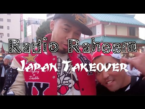 NSTV Classics - Radio Raheem - Japan Takeover - Never Satisfied Life