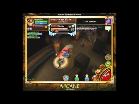 Arcane Legends Farming Energy (WT4)