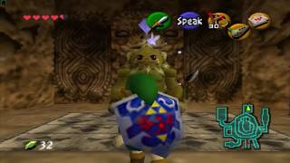 The Legend Of Zelda Ocarina Of Time #06 Goron City