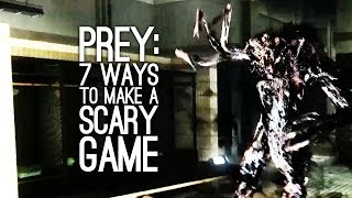 Prey: 7 Ways to Make a Scary Game | Ellen Chats with Arkane Studios