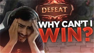 Yassuo | WHY CAN'T I WIN?!?
