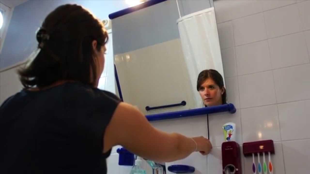 Miroir inclinable youtube for Miroir youtube