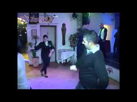 Горские евреи танцуют Лезгинку у Алика