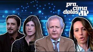 #PraCimaDeles com Ana Paula Henkel, Renata Barreto, Augusto Nunes e Silvio Navarro