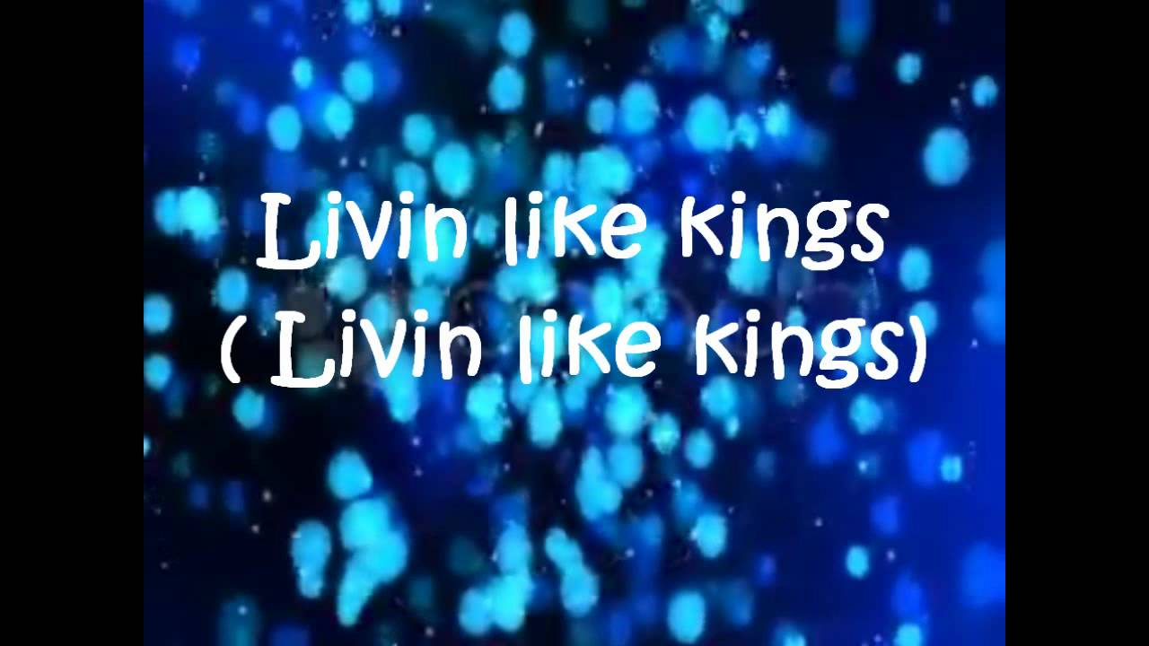 Living Like Kings Mitchel Musso Mitchel Musso Live Like Kings
