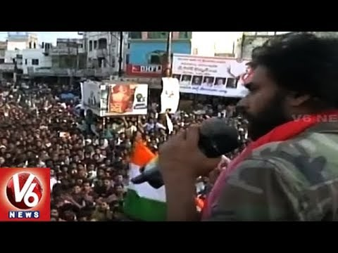 Pawan Kalyan Slams TDP Government For Neglecting Uttarandhra | V6 News