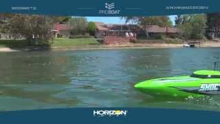 Pro Boat™ Shockwave™ 26 Brushless RTR Deep-V