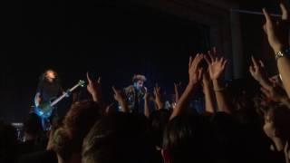 System X - Crossfaith - Live in Brisbane - 15/07/17