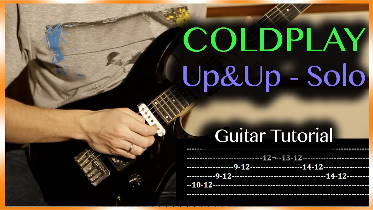 Guitar tabs yellow coldplay