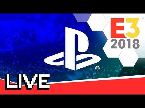E3 2018. SONY