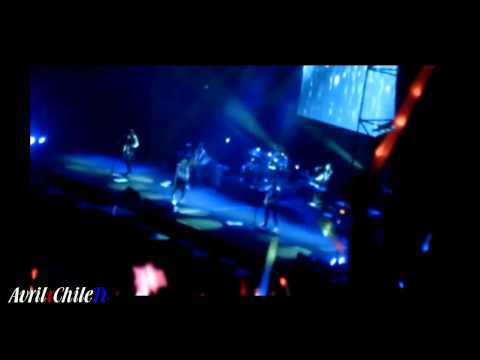 download lagu The Avril Lavigne Tour My Happy Ending Live In gratis