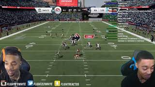 FlightReacts MADDEN 20 RAGE COMPILATION V.1 Reaction!