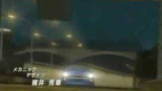 Wangan Midnight Anime Opening