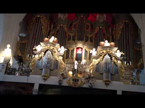 Бах Иоганн Себастьян - BWV  546 - Фуга (труба 1)