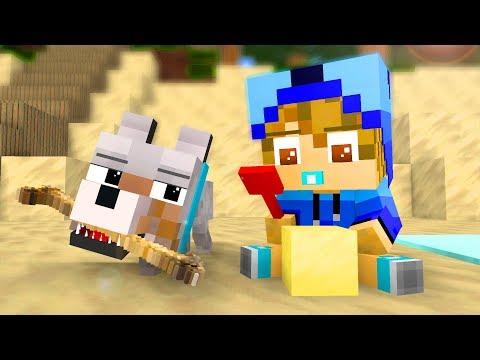 Wolf Life 7 - Craftronix Minecraft Animation