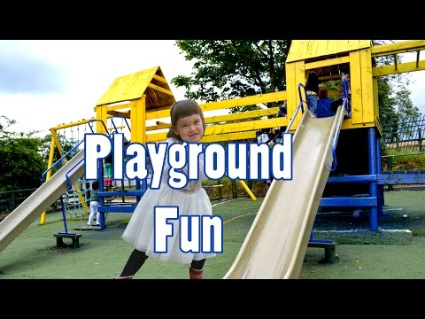 Outdoor Playground Fun 15 Minutes - ملعب المرح - sân chơi - Spielplatz |By TheChildhoodlife