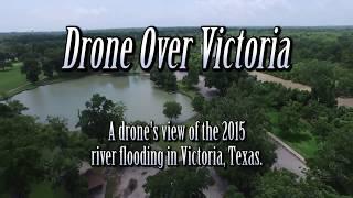Drone Over Victoria, Texas