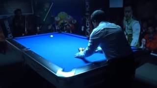 NATIONAL 8-BALL CHAMPIONSHIP 2017 | GRAND FINAL | AL AMIN 13 - 12 FAISAL