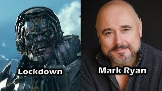 Characters and Voice Actors - Transformers: Age of Extinction