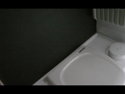 #004 Wohnwagen renovieren und umbauen - Badezimmer streichen - Pimp My Wohnwagen - Anleitung