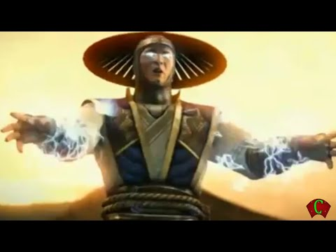 Mortal Kombat 10 Raiden Gameplay Trailer w/ fatality (PS4/Xbox One) 【All HD】 | Mortal Kombat X