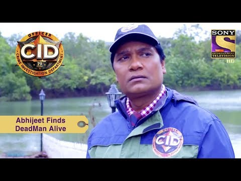 Your Favorite Character   Abhijeet Finds A Dead Man Alive   CID thumbnail