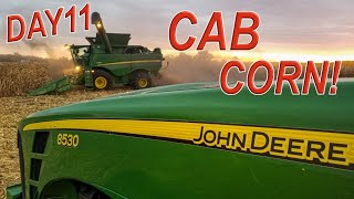S690 CAB CORN! - Wrapping Up Wanatah | HARVEST 19 Day 11