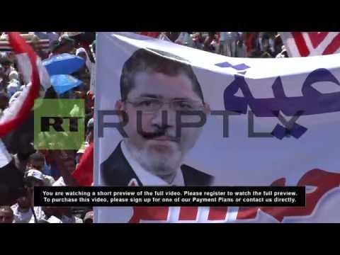 Egypt: Morsi supporters mobilise on Cairo streets