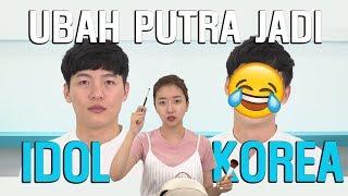 Download Lagu MAKEUP-IN PUTRA JADI IDOL KOREA?!?!?! Gratis STAFABAND